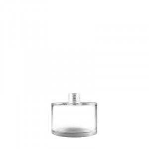 Bottle Cilindrical 200ml/6.76oz 24/410 transparent glass