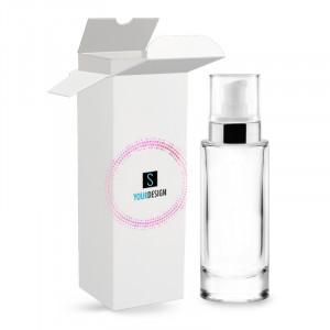 Box for Heavy bottle 100ml/3.38oz 20/400 clear glass