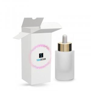 Box for Heavy bottle 50ml/1.69oz 20/400 clear glass