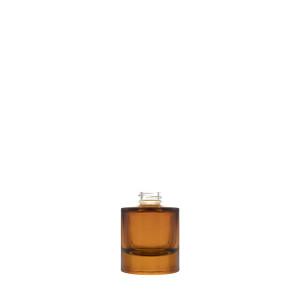 Heavy Bottle 30ml/1.01oz 20/400  amber semi-transparent