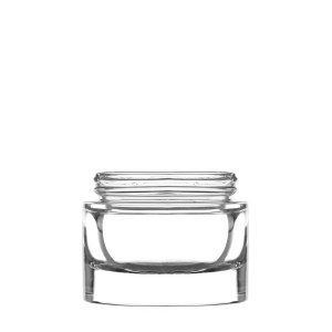 Miracle Jar 50ML/1.69oz  60/400 clear glass