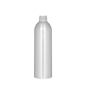 aluminum bottle 250ml / 8.45oz 24/410