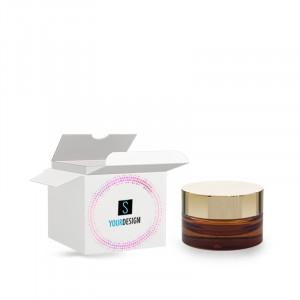 Box for Luxe jar 15ml/0.51oz blu semitrasparent