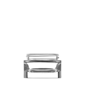 Tarro Luxe 50ML 60/400 vidrio transparente