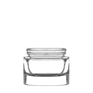 Tarro Miracle 50ML 60/400 vidrio transparente