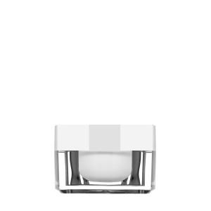 Pot carré 50ml en acrylique