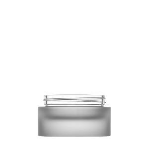Pot Sublime 50ml verre dépoli