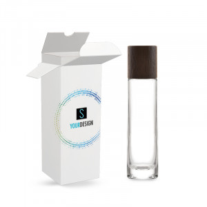 Box für Flacone Cilindro 30ML vetro