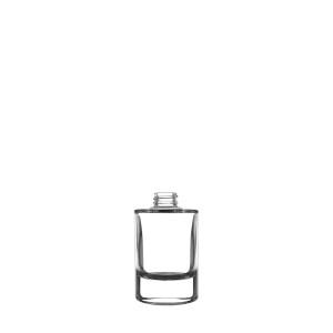 Flasche Heavy 50ml 20/400 durchsichtiges Glas