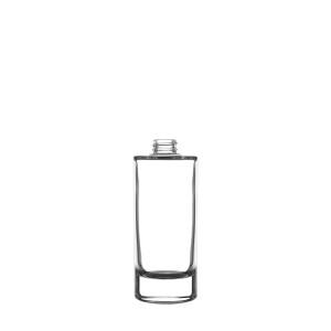 Flasche Heavy 100ml 20/400 durchsichtiges Glas