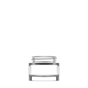 Dose Heavy 30ml 45/400 durchsichtiges Glas