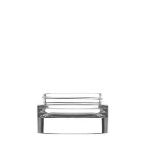 Dose Sublime 50ml durchsichtiges Glas
