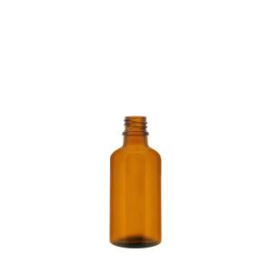 Flasche Essential 50ml Glas