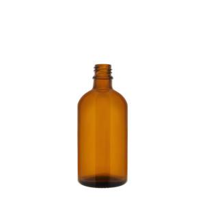 Flasche Essential 100ml Glas