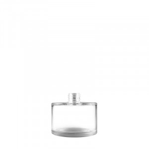 Bottle Cilindrical 200ml 24/410 transparent glass