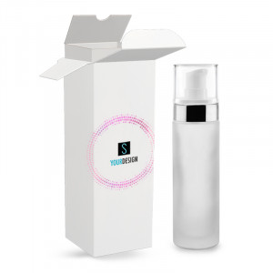 Box for Pure 50 ML bottle 24/410 frosted glass