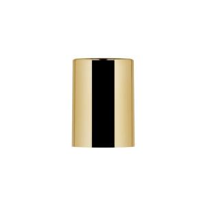 Urban luxury cover Ø 35 mm shiny gold