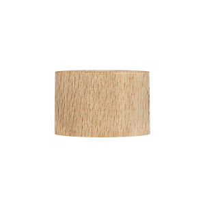 Ring for Bottle Essence and Cilindrical 24/410 natural oak