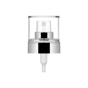 Pompa spray Ice 20/400 argento UV lucido + cover
