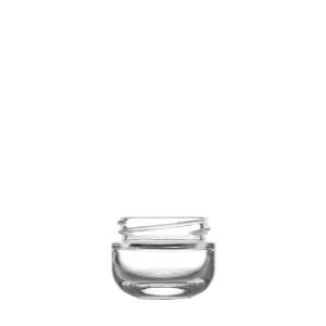 Ego Clear Glass Jar 15 Ml