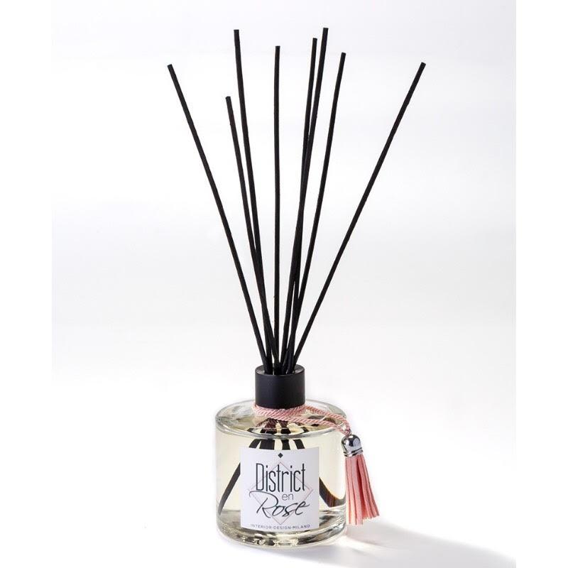 District en Rose sceglie Stocksmetic per la sua linea Home Fragrance