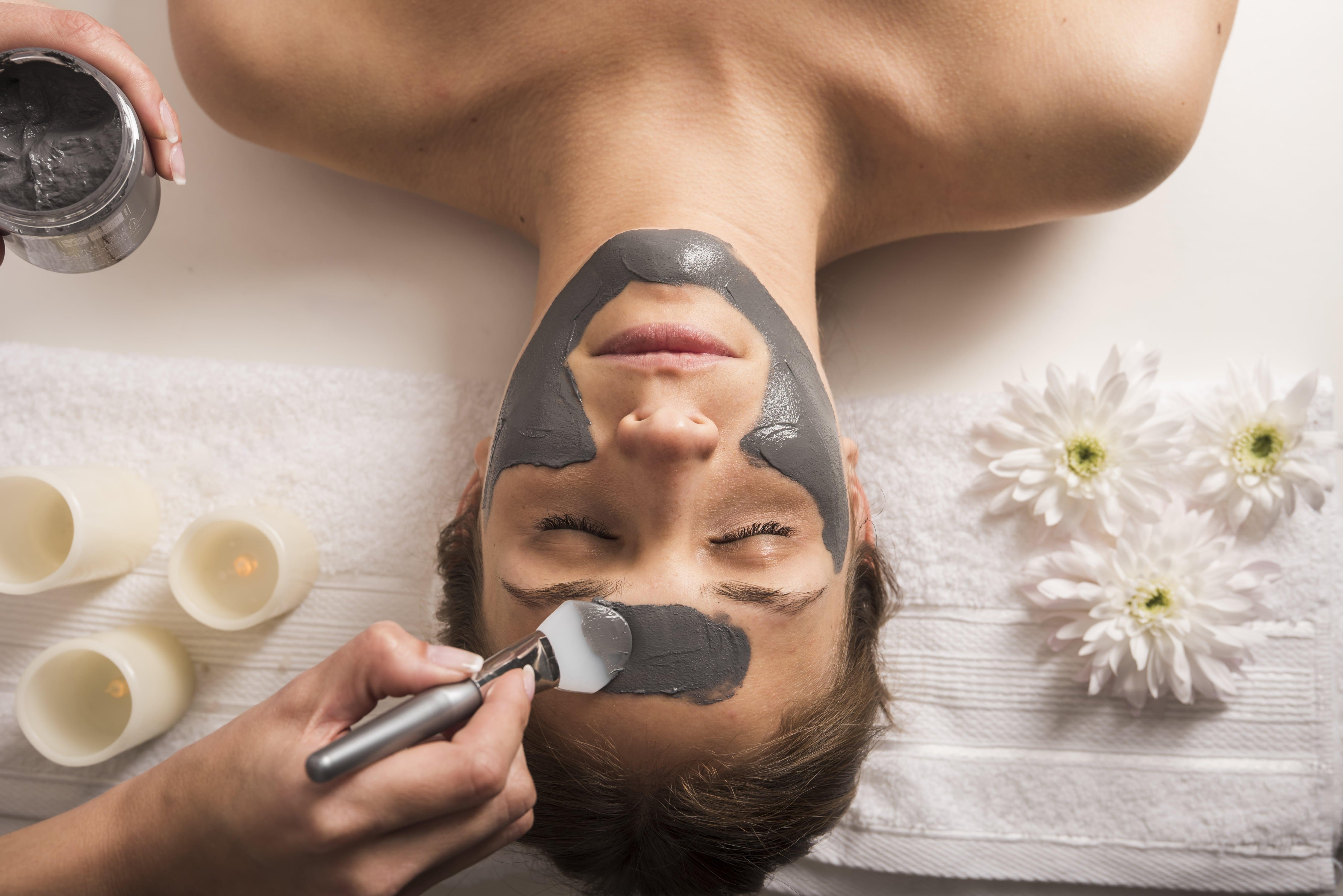 La maschera per purificare la pelle