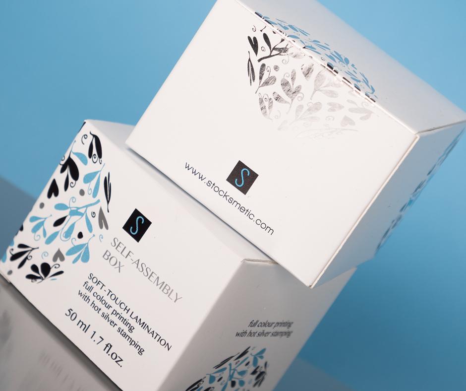 Un packaging completamente personalizzato