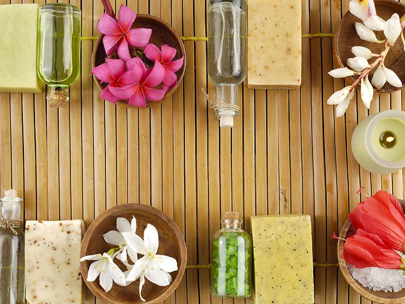 Bio make-up e cosmetici naturali
