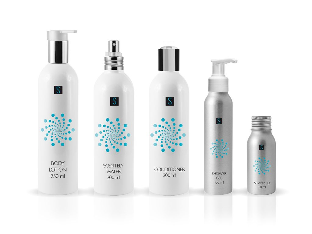 packaging cosmetico per skin care