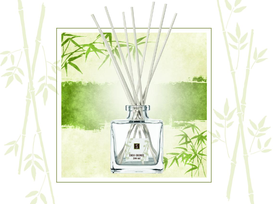 Home Fragrance: collezione Quadrat