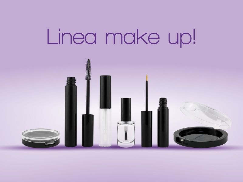 Linea Make-up Stocksmetic Packaging