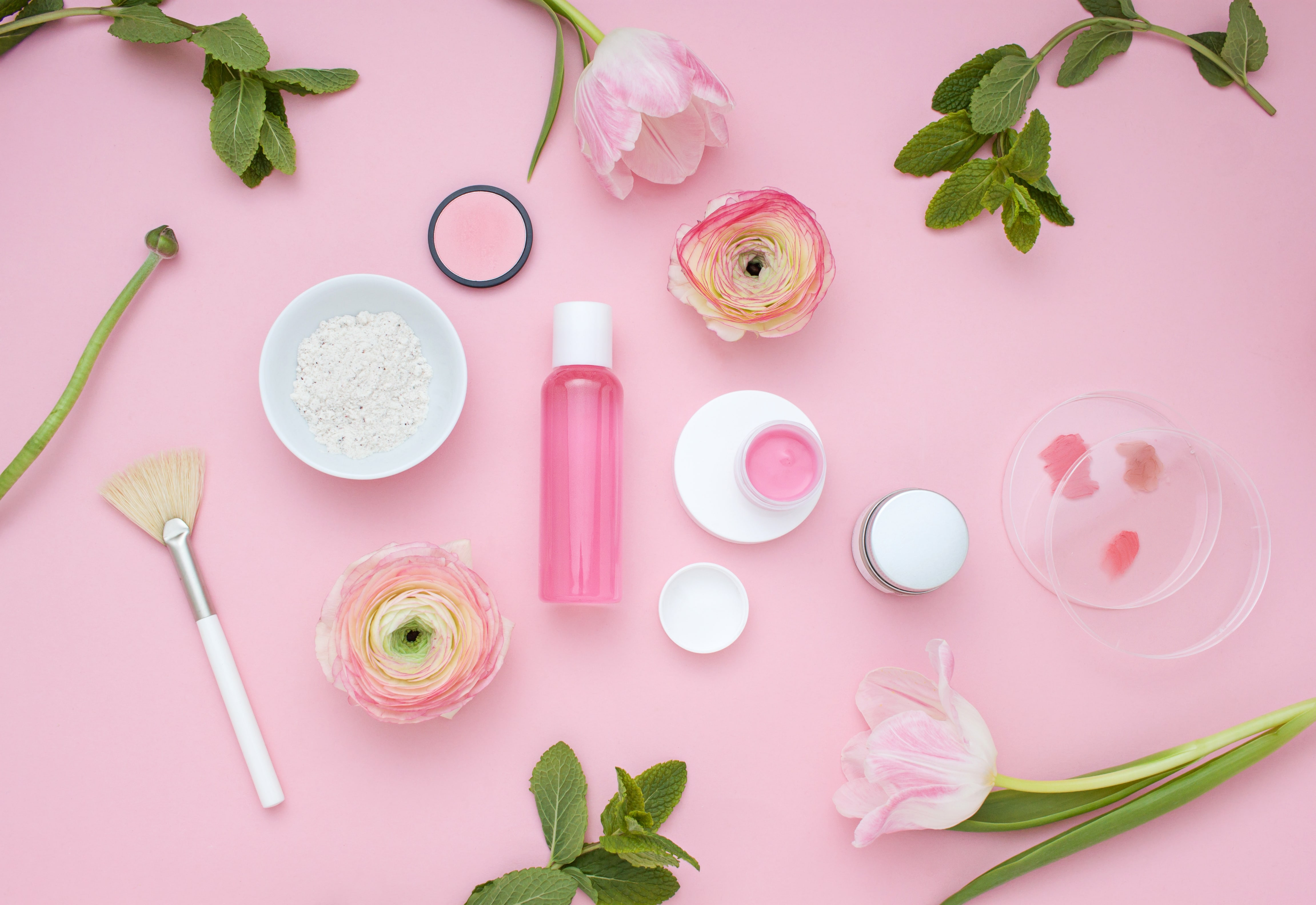 customized cosmetic bottles