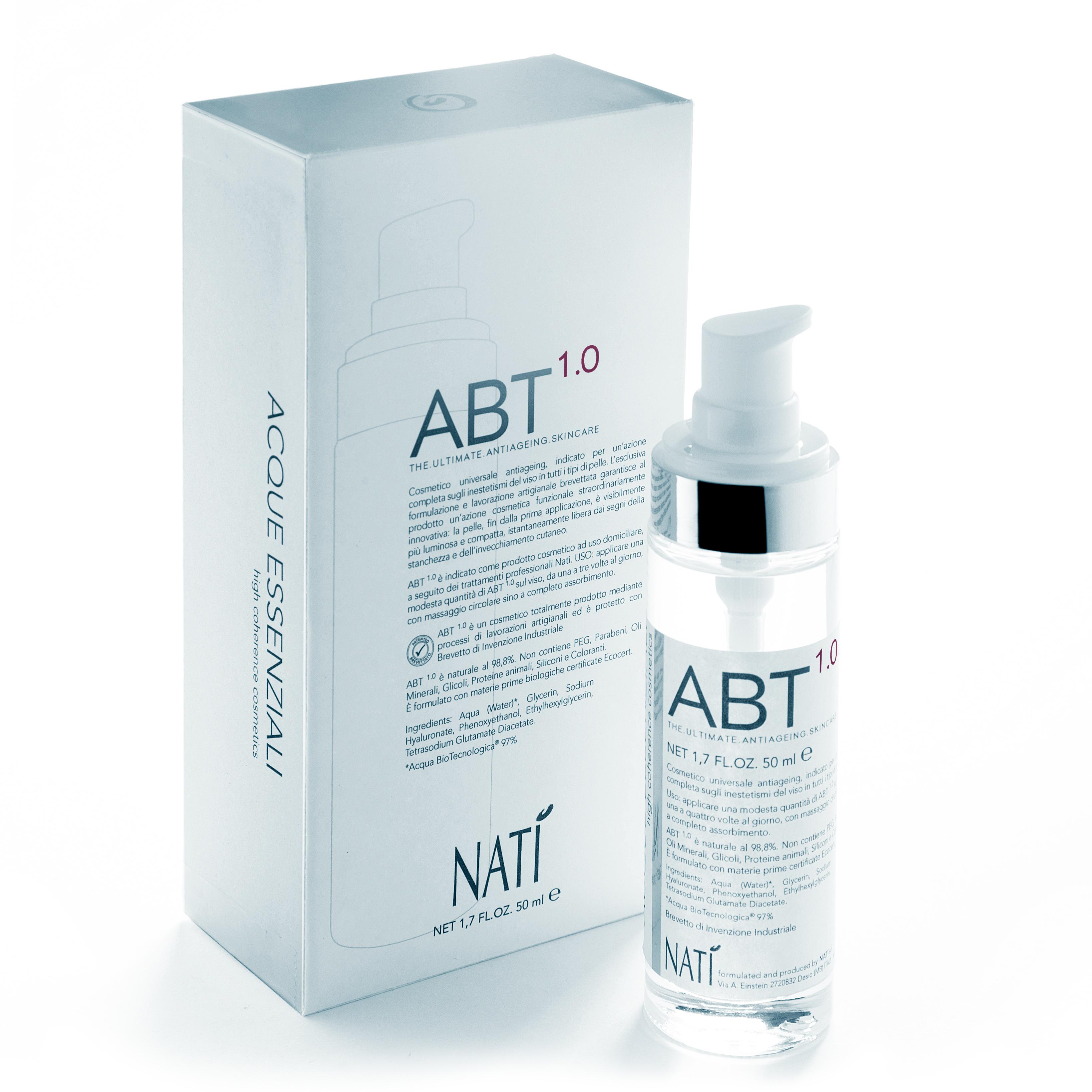 ABT 1.0 con Acqua Biotecnologica