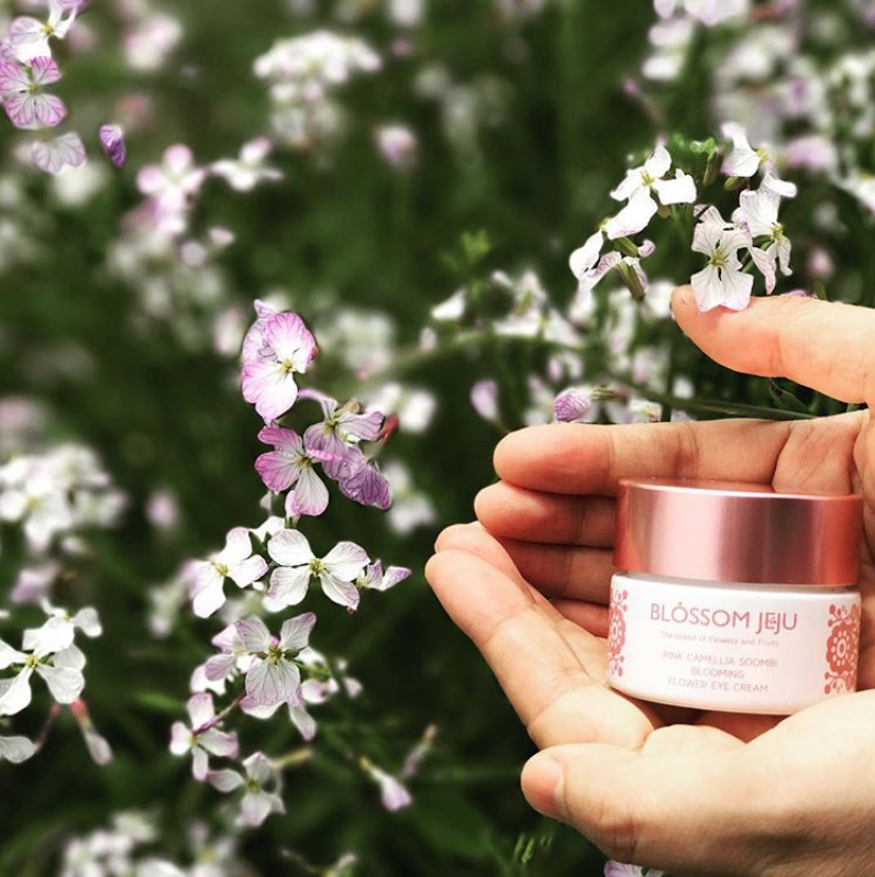 Blossom Jeju eye cream