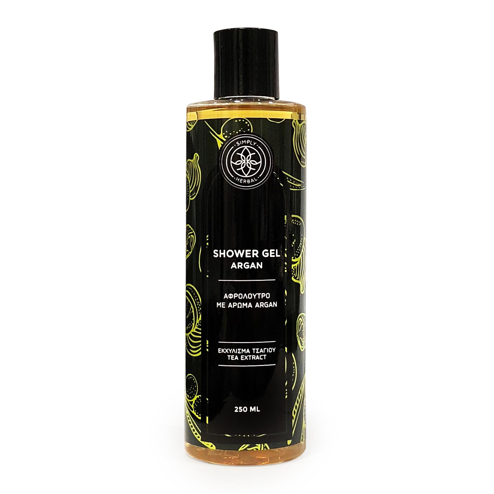 Simply-Herbal: bagnoschiuma argan