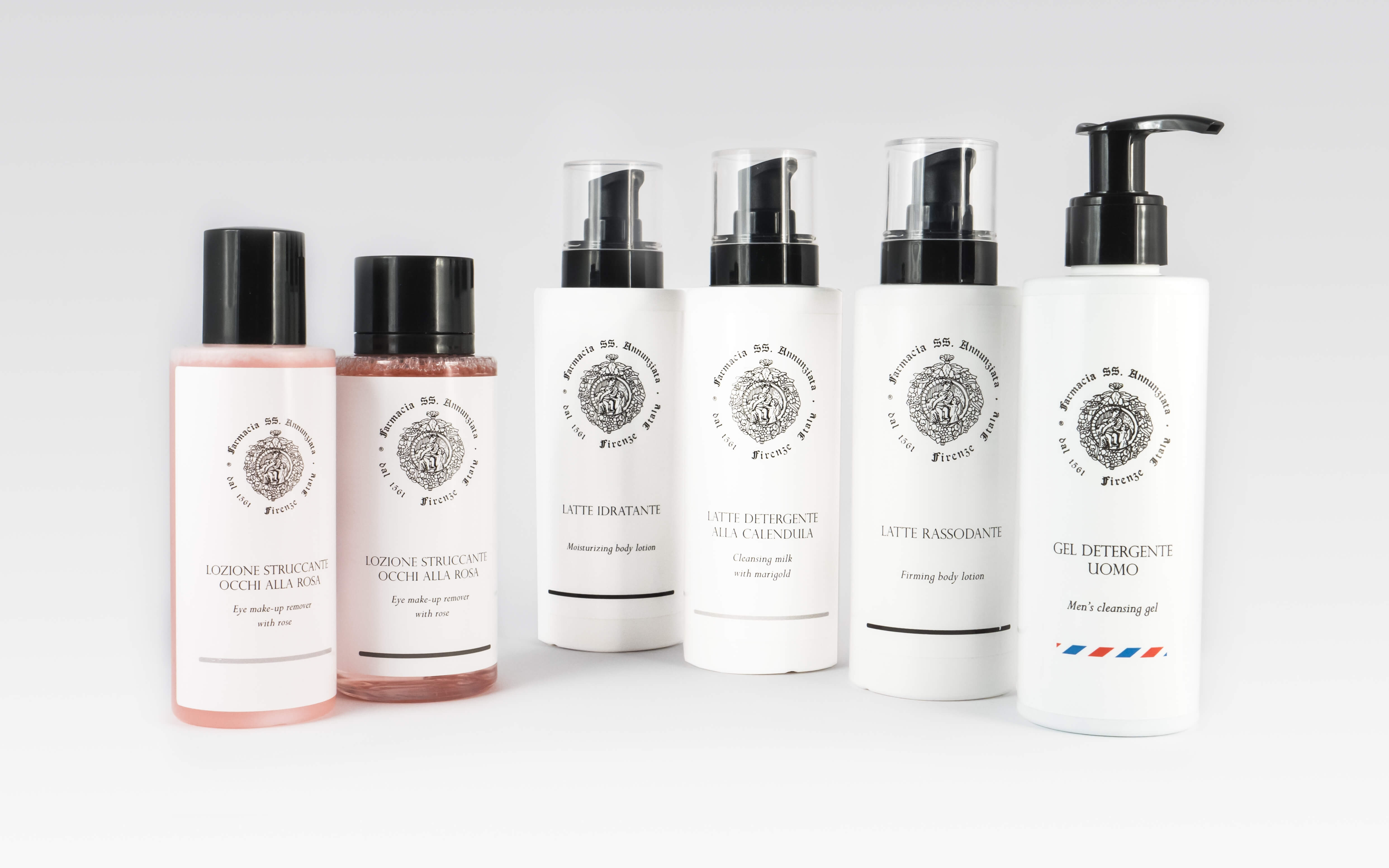 Linea Cosmetica Farmacia Annunziata - Stocksmetic Packaging