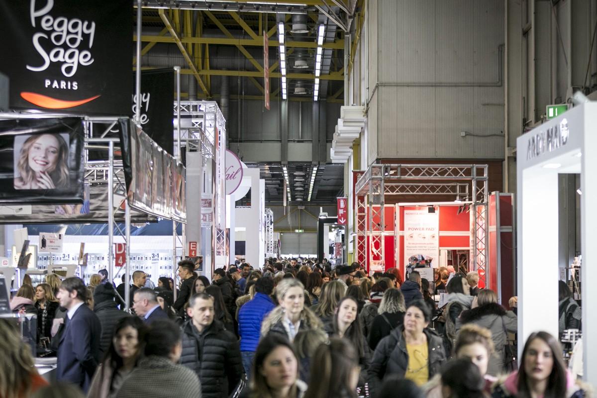 Affluenza record a Cosmoprof 2018
