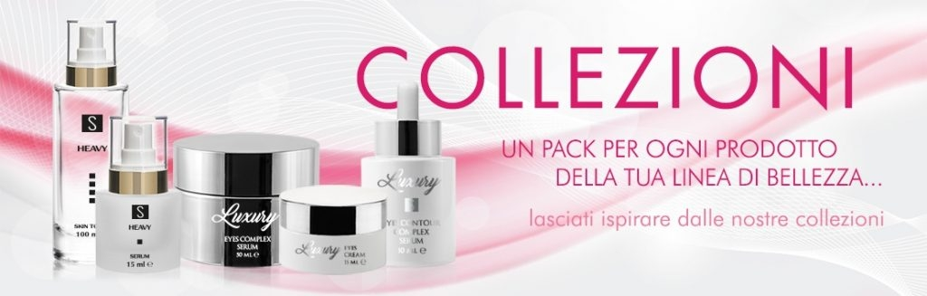 packaging per cosmetici online