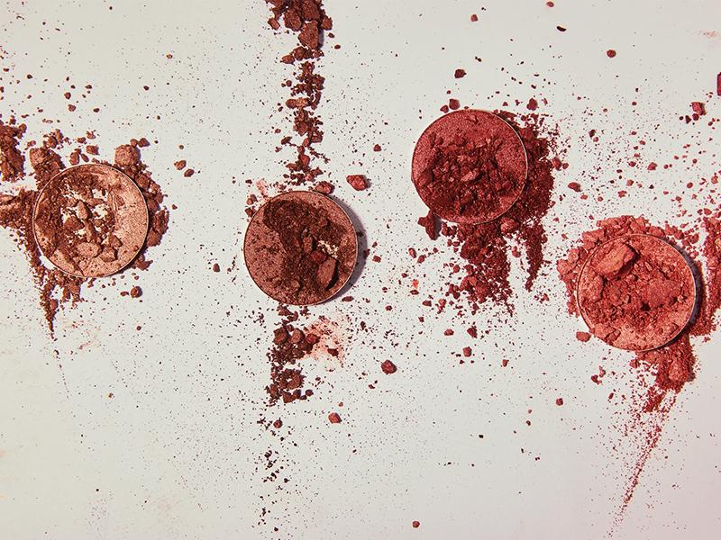 Trend Make-up 2020: gli ombretti metallici