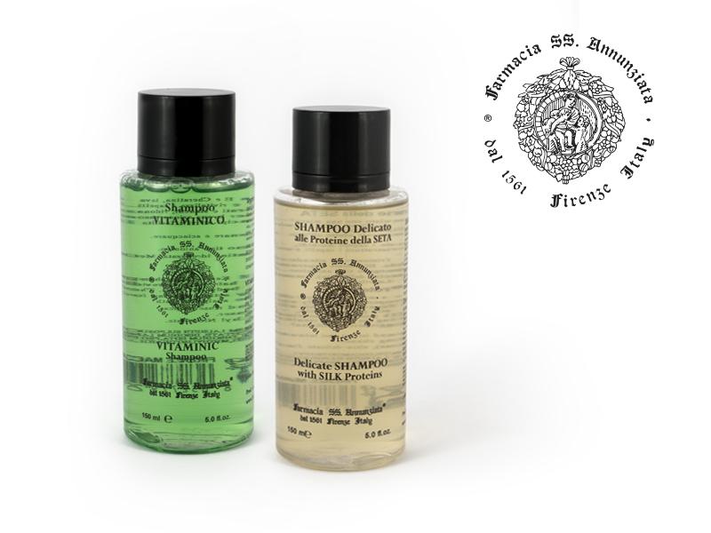 flacone shampoo farmacia annunziata
