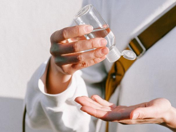 Gel igienizzante per mani