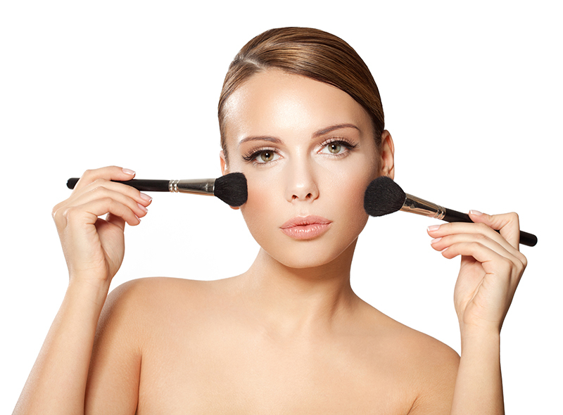 Il blush: il prodotto per un make-up perfetto