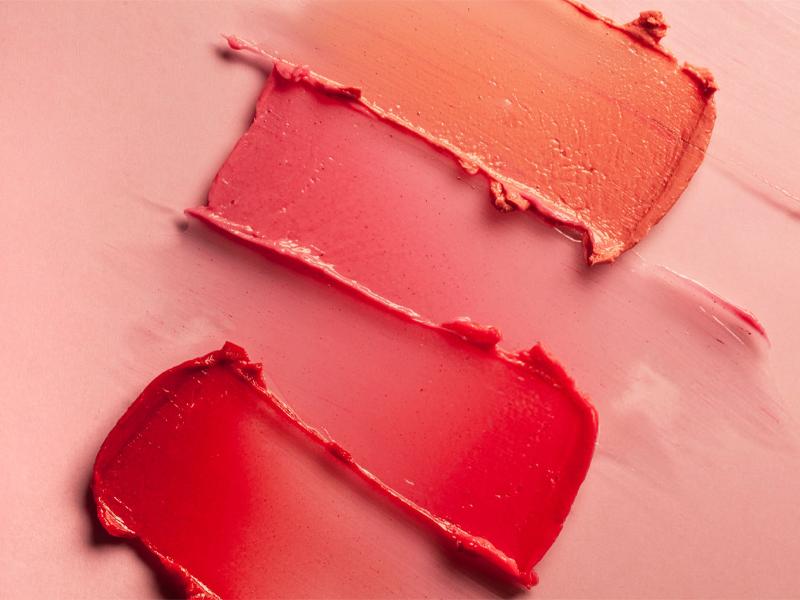 different lipstick texture