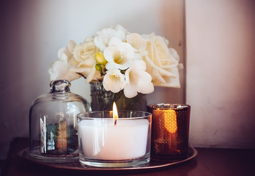 Candele Profumate - Aromaterapia e Interior Design