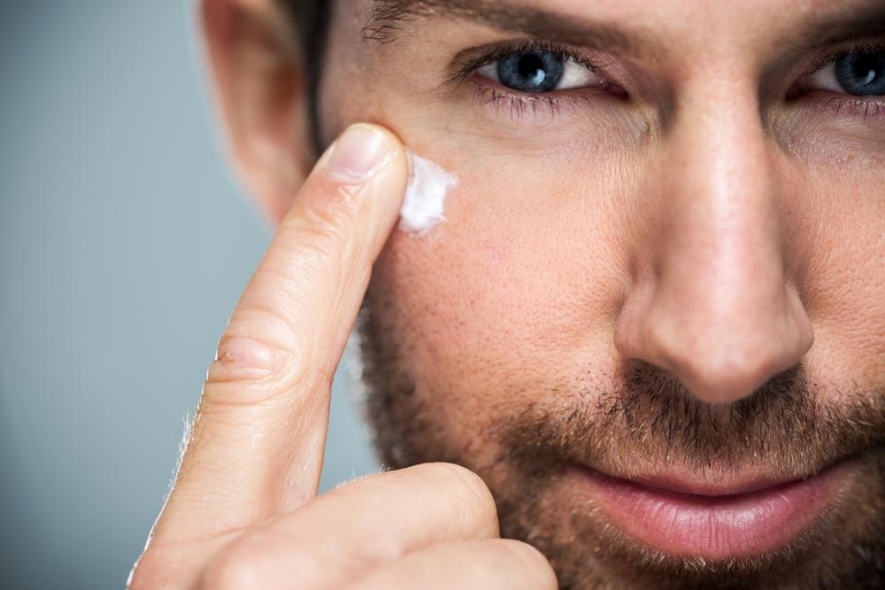 La crescita del mercato dei cosmetici maschili