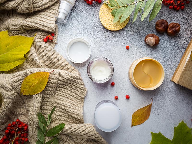 Prodotti skincare autunno/inverno