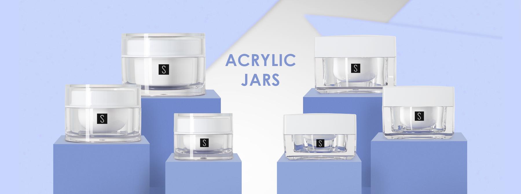 Acrylic-Jars